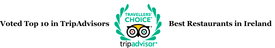 Trip Advisors best restaurants in Ireland